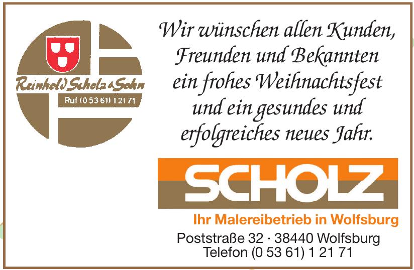 Reinhold Scholz & Sohn Malermeister GmbH & Co. KG