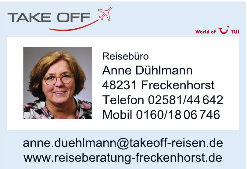 Reisebüro Anne Dühlmann