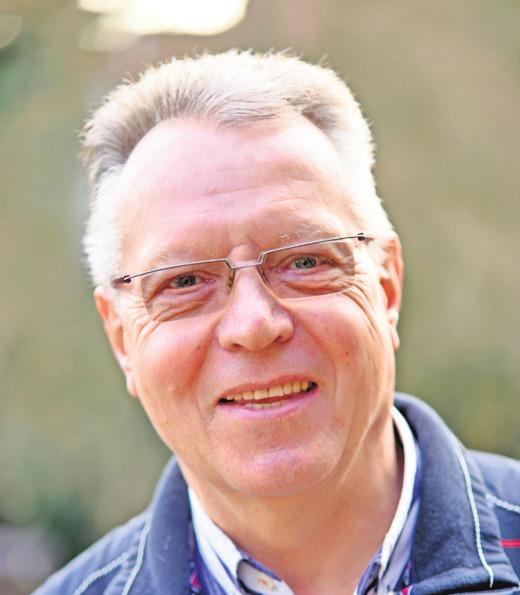 Gerhard Welge