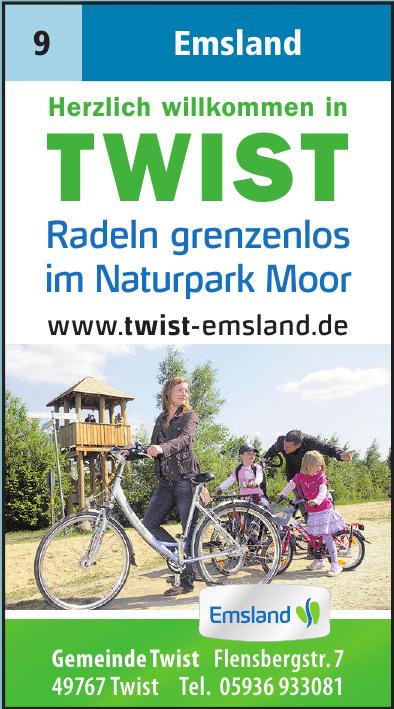 Gemeinde Twist