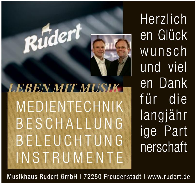 Musikhaus Rudert GmbH