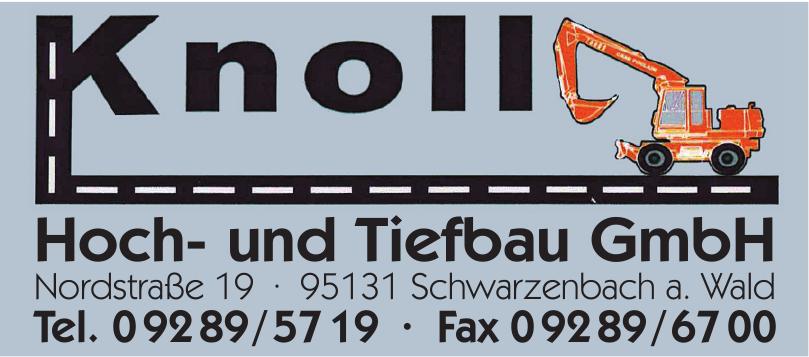 Knoll Hoch- und Tiefbau GmbH