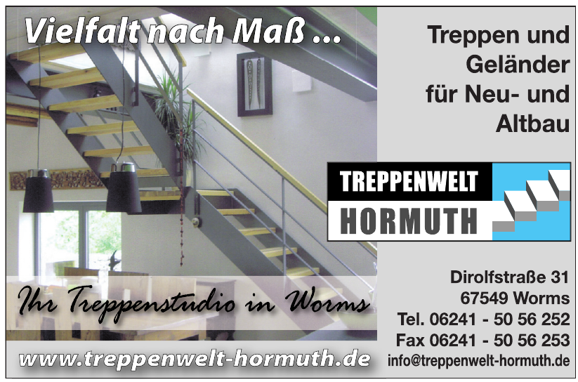 Treppenwelt Hormuth