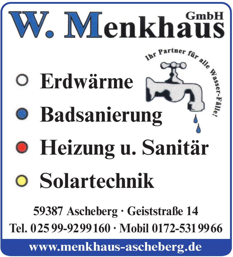 W. Menkhaus GmbH