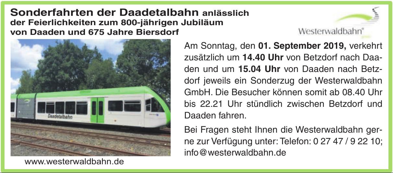 Westerwaldbahn