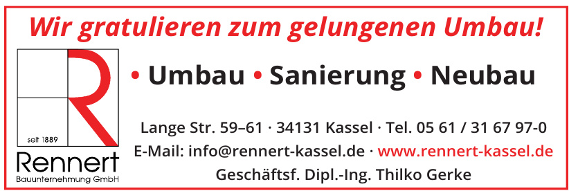 Rennert Bauunternehmung GmbH