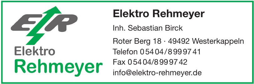 Elektro Rehmeyer