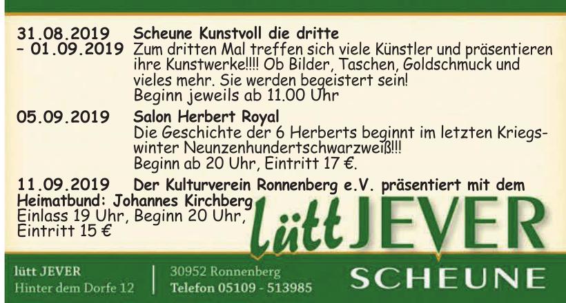 Lüft Jever Scheune