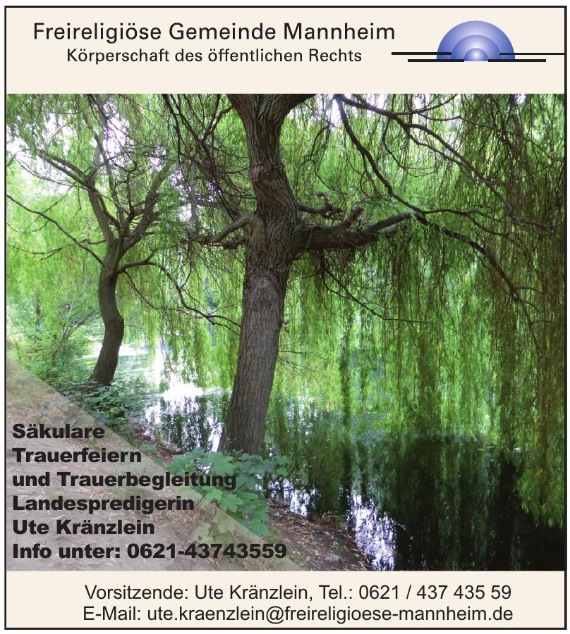 Freireligiöse Gemeinde Mannheim