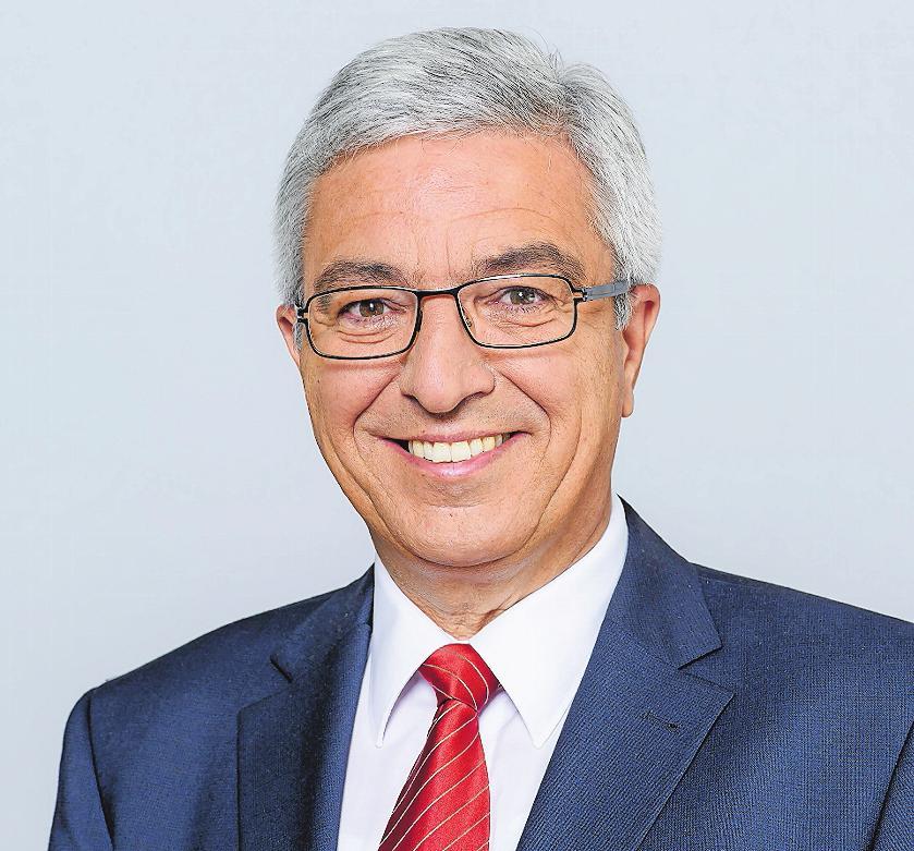 Innenminister Roger Lewentz FOTO: TORSTEN SILZ/MDI RLP/FREI