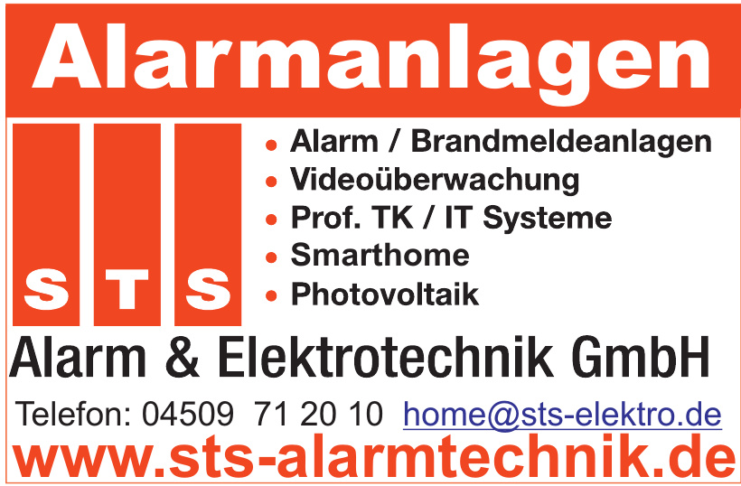 STS Alarm & Elektrotechnik GmbH