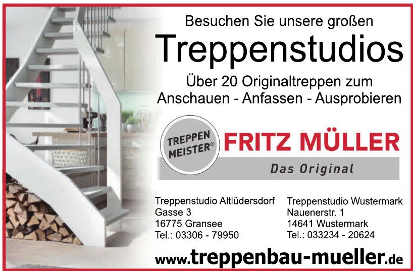 Treppenbau Müller