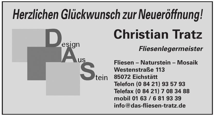 Christian Tratz Fliesen – Naturstein – Mosaik