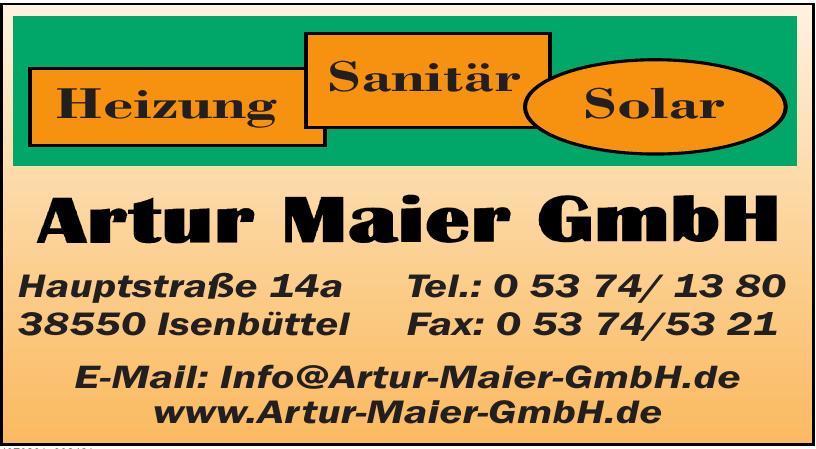 Artur Maier GmbH