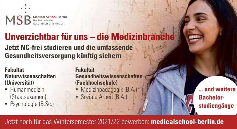 MBS Medical School Berlin