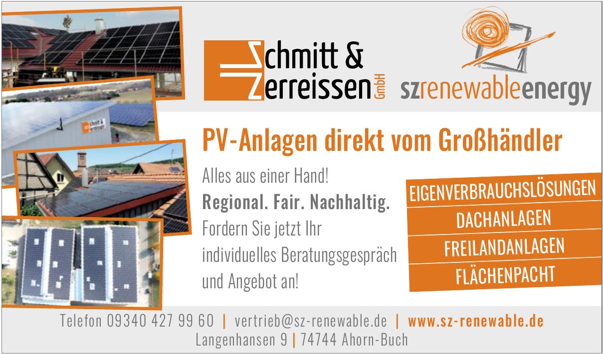 Schmitt & Zerreissen GmbH
