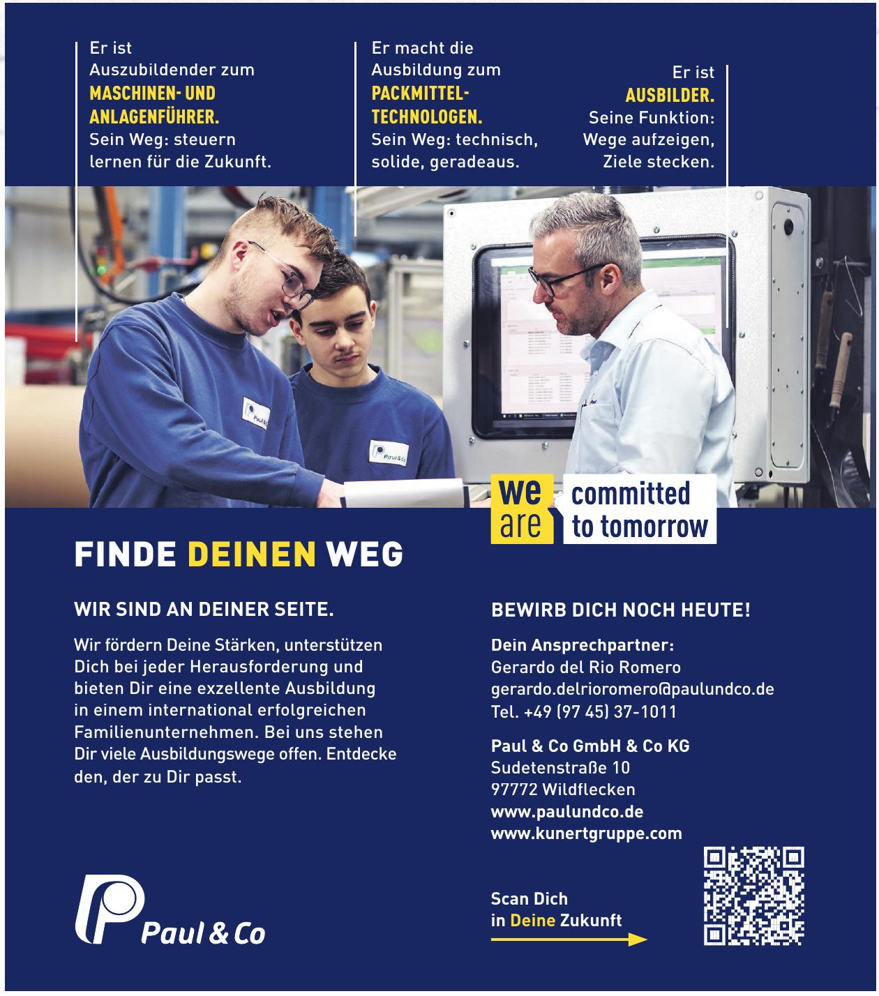 Paul & Co GmbH & Co KG