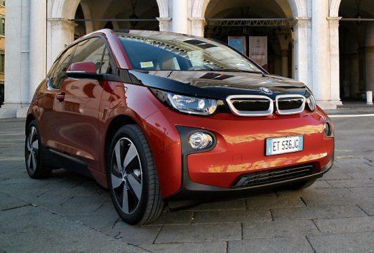 BMWi3 Bild: Hersteller