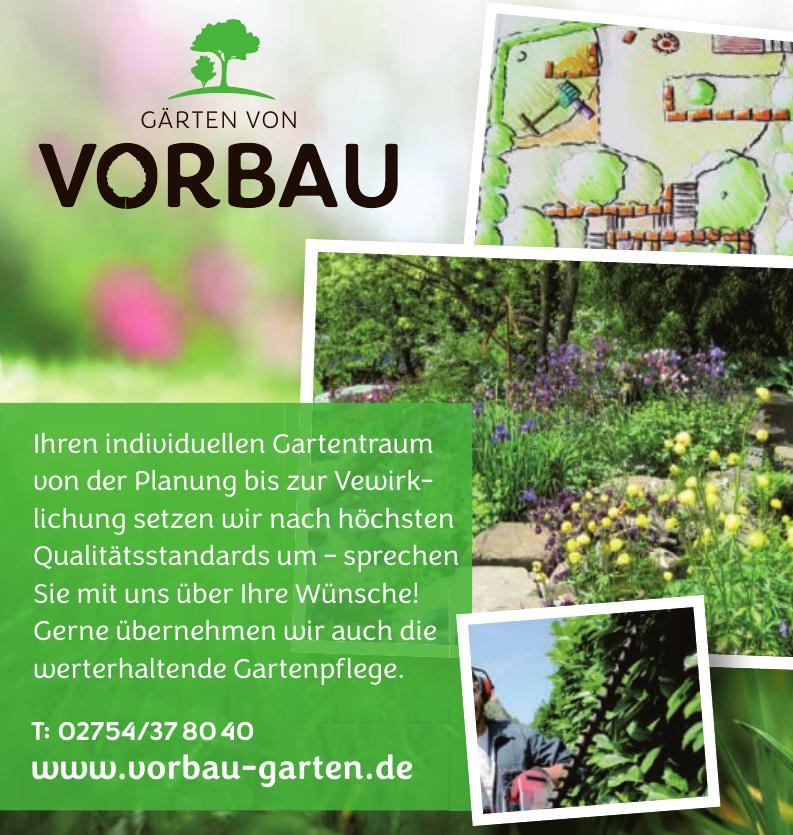 Vorbau Garten