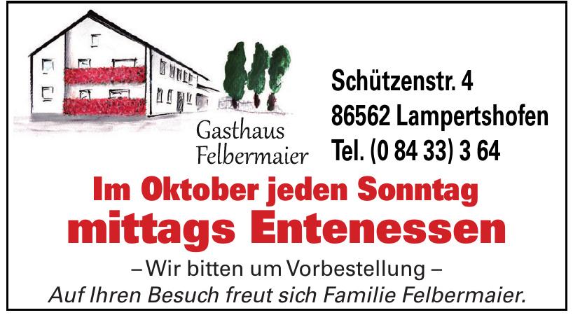 Gasthaus Felbermaier
