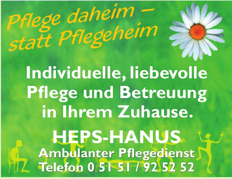 Heps-Hanus - Ambulanter Pflegedienst
