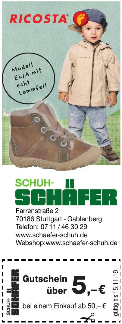 Schuh Schäfer e.K.