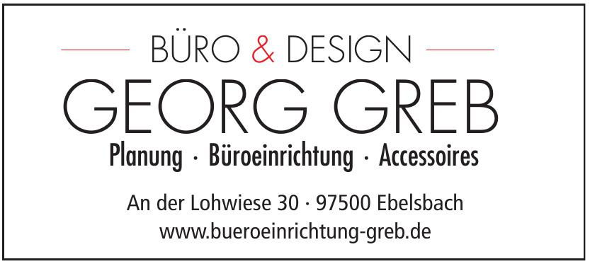 Büro & Design Georg Greb