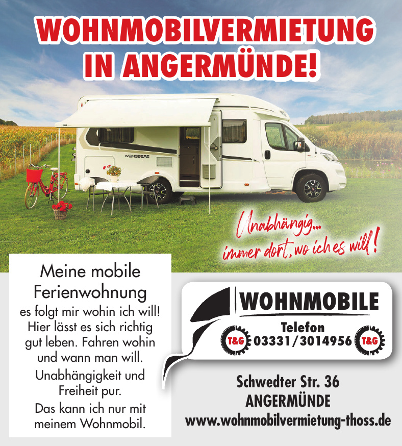 T & G Wohnmobile