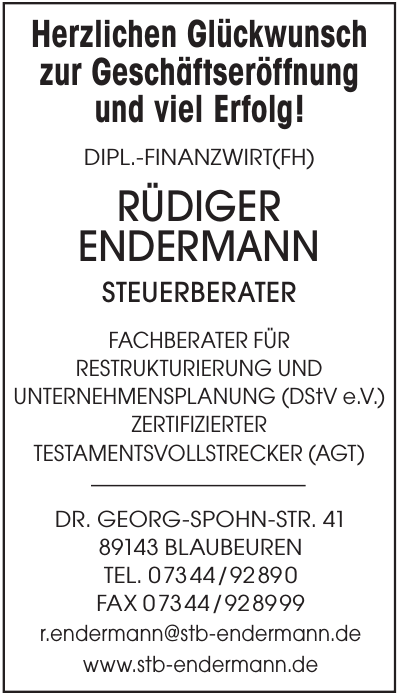 Rüdiger Endermann