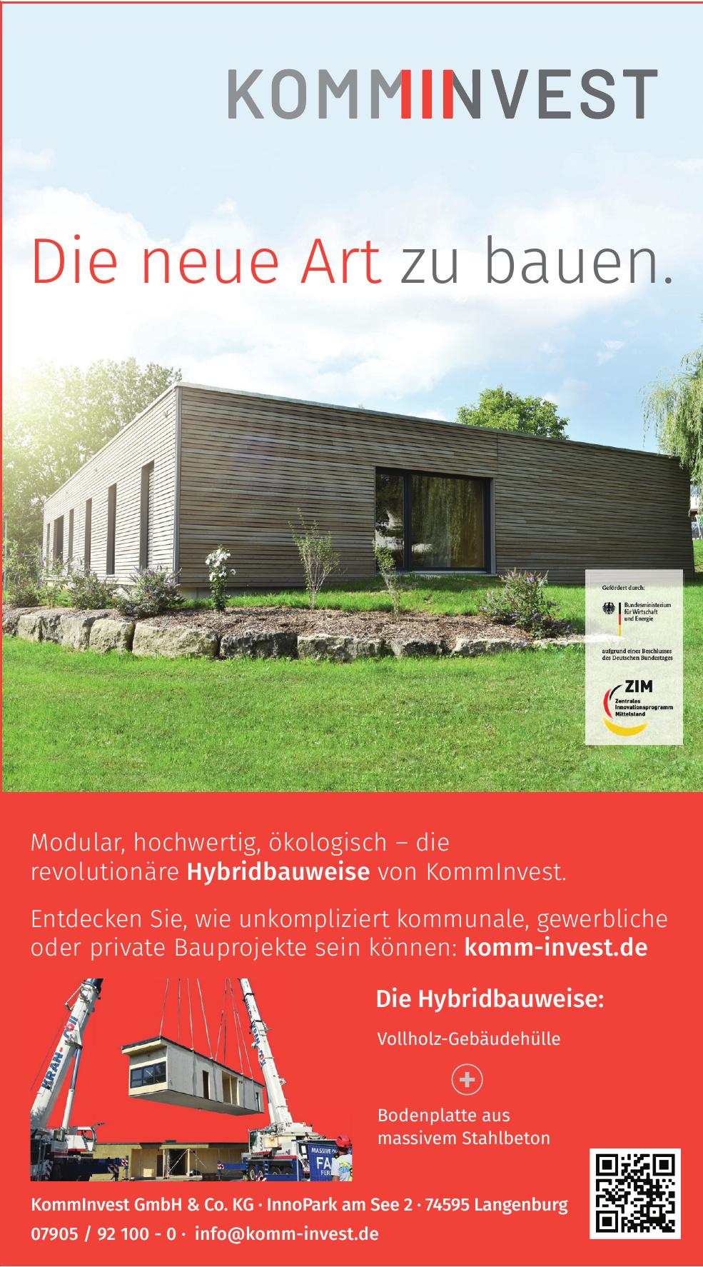 KommInvest GmbH & Co. KG