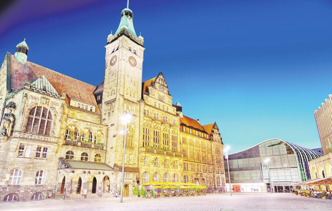 Chemnitz – Stadt der Moderne und Tor zum Erzgebirge