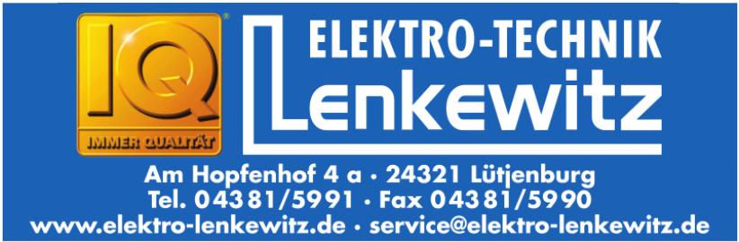 Elektro-Technik Lenkewitz