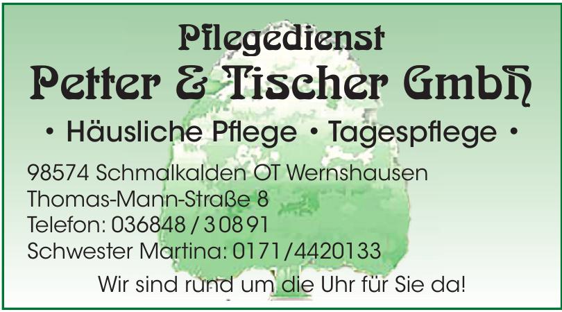 Pflegedienst Petter & Tischer GmbH