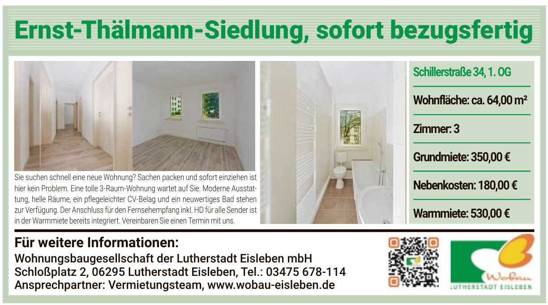 Wohnungsbaugesellschaft der Lutherstadt Eisleben mbH