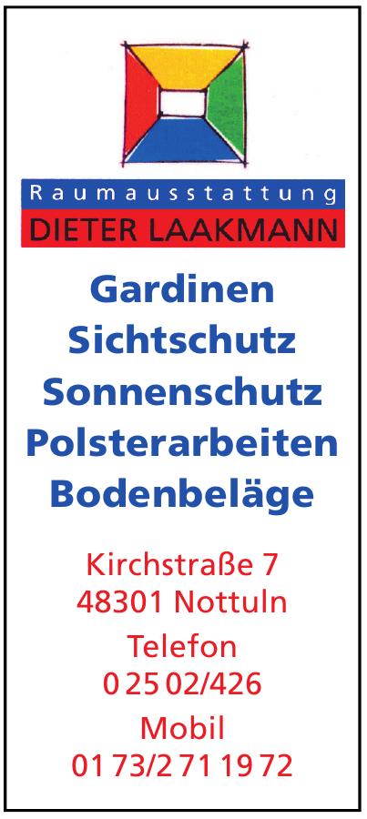 Raumausstattung Dieter Laakmann
