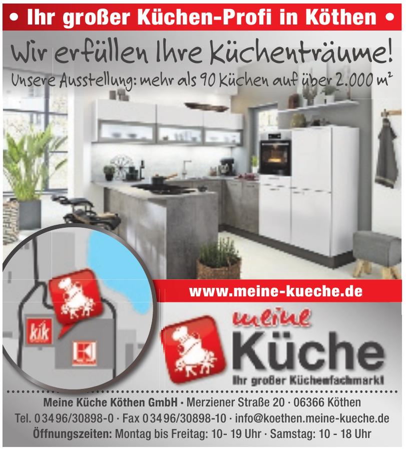 Meine Küche Köthen GmbH
