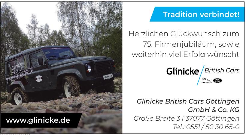 Glinicke British Cars Göttingen GmbH & Co. KG