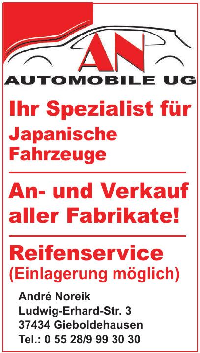 AN Automobile UG