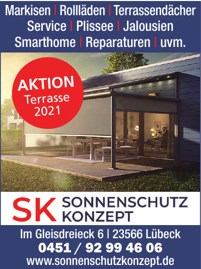 SK Sonnenschutzkonzept