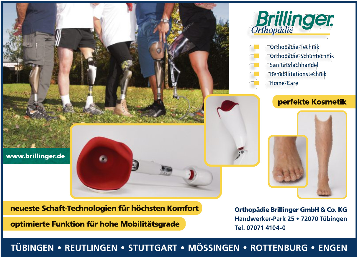 Ortopädie Brillinger GmbH & Co.KG