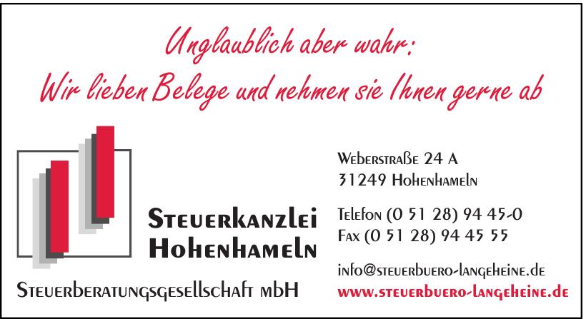 Müller und Langeheine Steuerberater Part GmbB