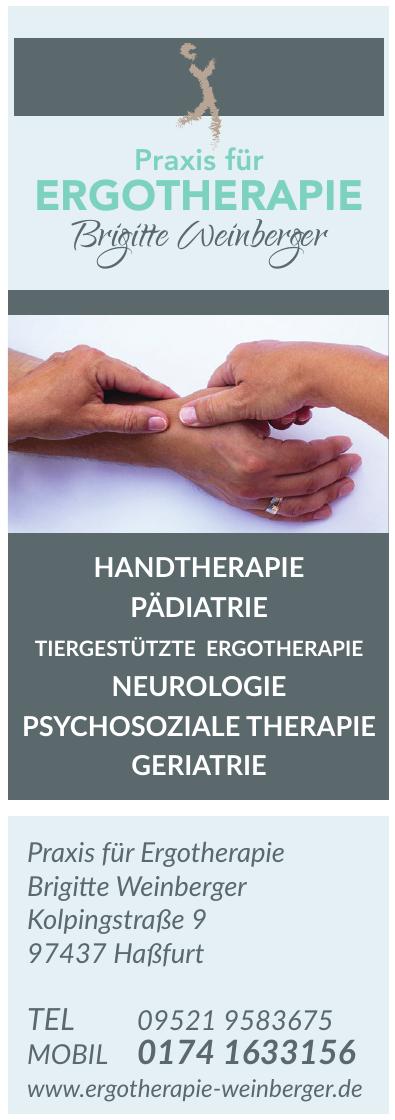 Praxis für Ergotherapie Brigitte Weinberger