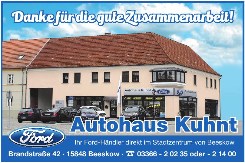 Autohaus Kuhnt
