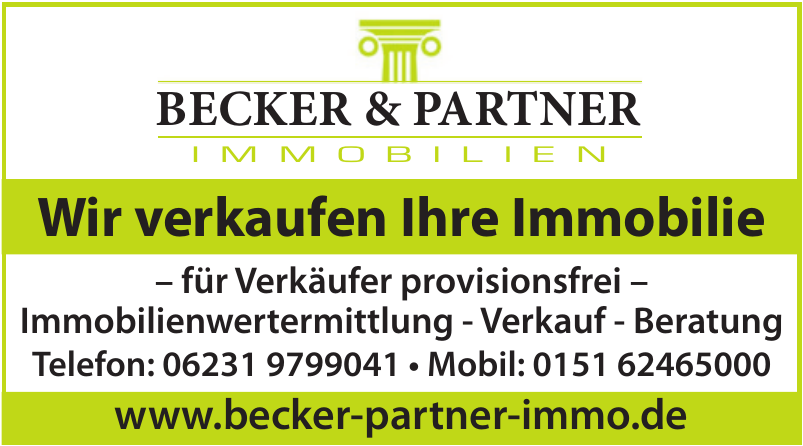 Becker & Partner Immobilien