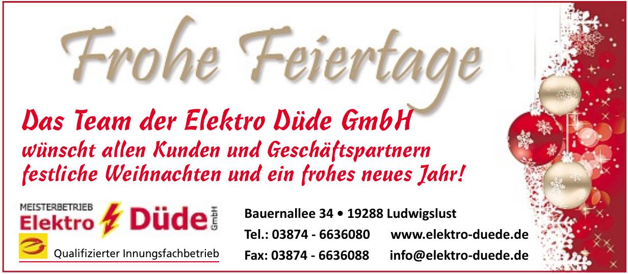 Elektro Düde GmbH