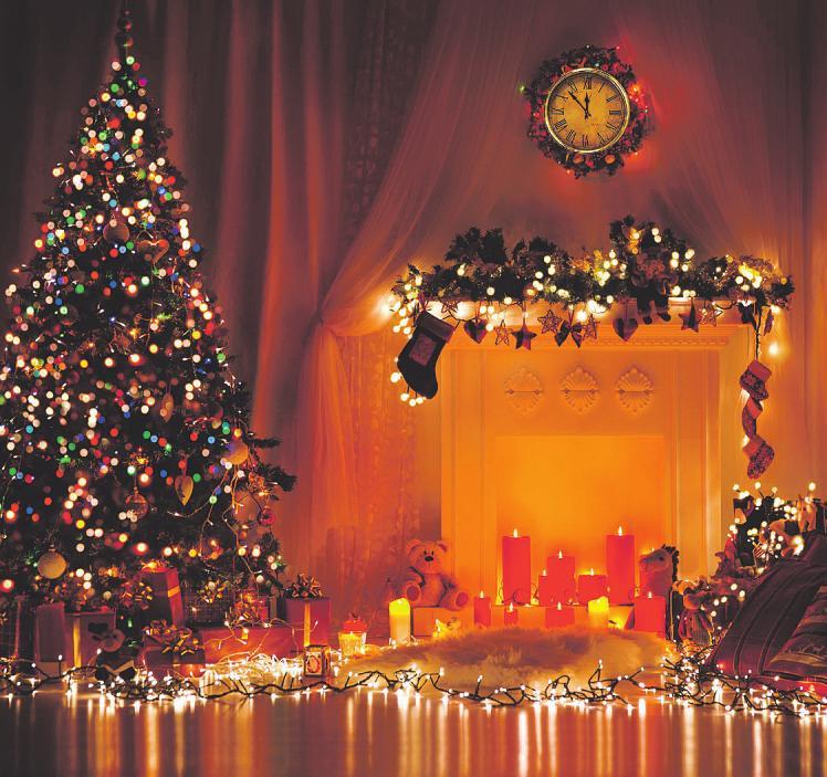 Ein Lichtermeer gehört im Advent und an Weihnachten einfach dazu Foto: djd/LichtBlick SE/inarik/ Shotshop.com