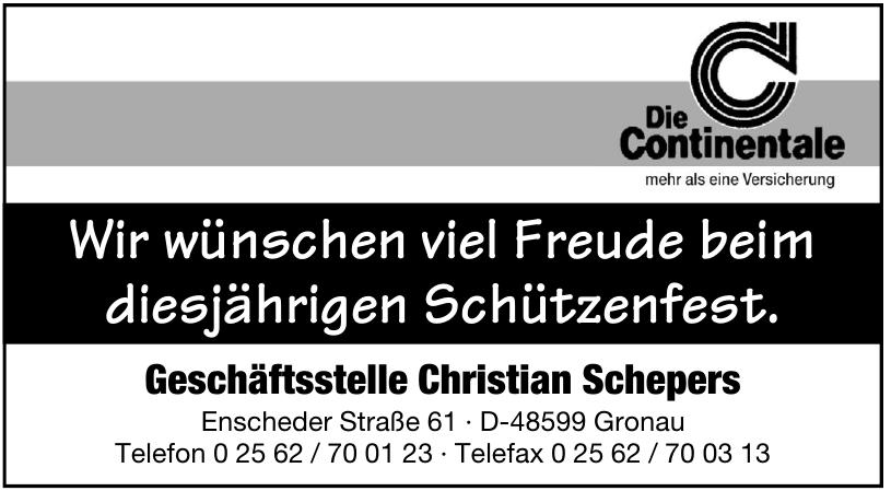 Geschäftsstelle Christian Schepers