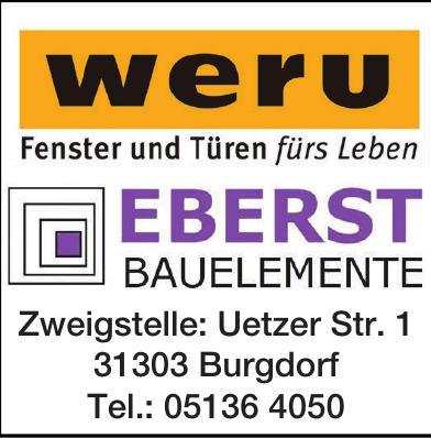 weru Eberst Bauelemente
