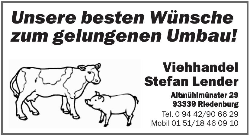 Viehhandel Stefan Lender