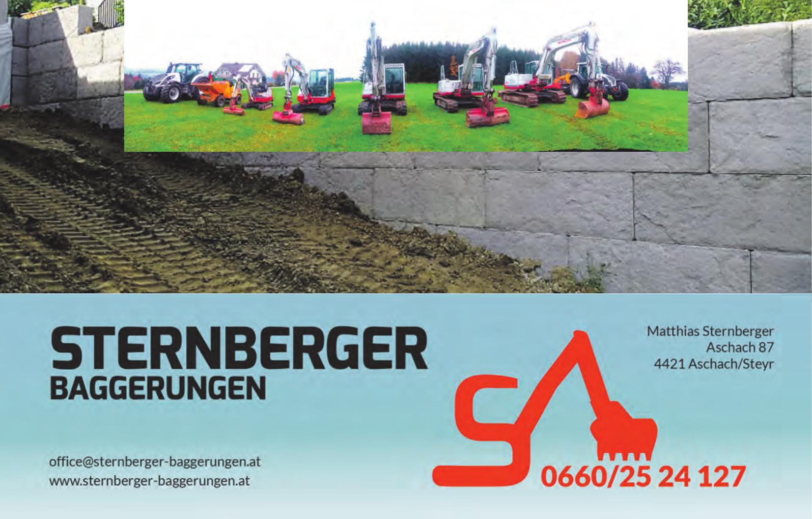 Sternberger Baggerungen